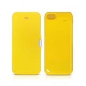 Чехол-аккумулятор 2200 mah df ibattery-11 для iphone 5c ye