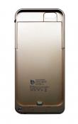 Чехол-аккумулятор 3200 mah bq-b006 для apple iphone 6-6s, gold